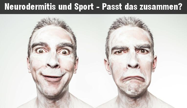 Neurodermitis und Sport - So gehts