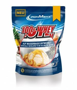 ironmaxx whey protein pulver in 30 Geschmacksrichtungen