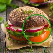 rote beete burger vegan selbermachen