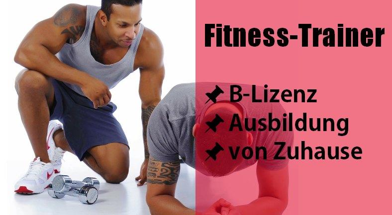 fitnesstrainer ausbildung - so gehts