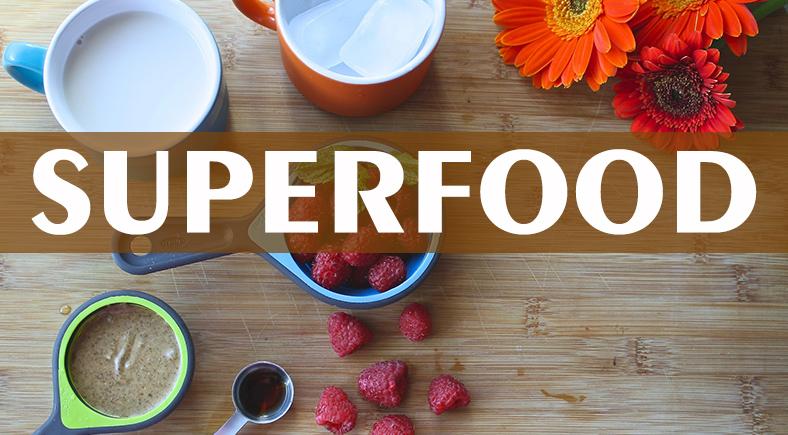 mit superfood gesünder leben