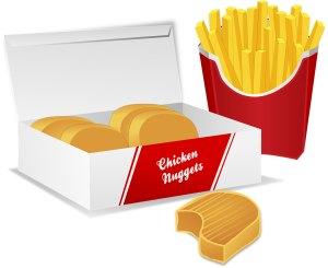 so sehen leere Kalorien aus