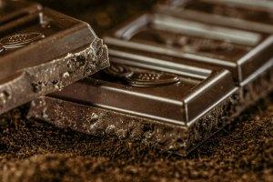 vegane Schokolade und diese ist richtig lecker