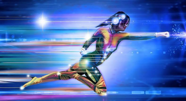 Digitale Fitness