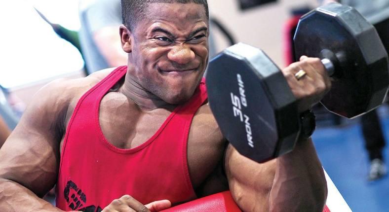 Schnell Muskeln aufbauen - so gehts