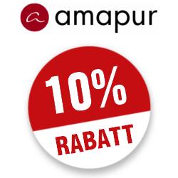 10% Amapur Gutscheincode