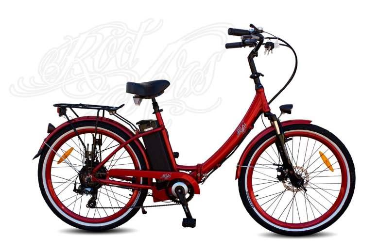 E-Bike für Unterwegs