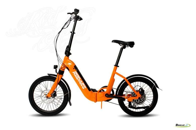 Leichtes E-Bike