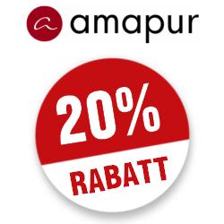20% Amapur Gutscheincode