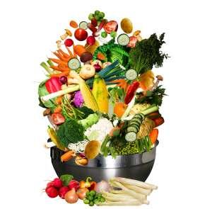 Ernährungszusammenstellung