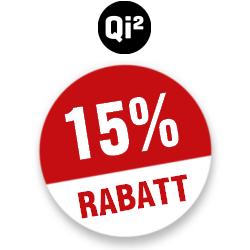 15% Qi2 Gutschein