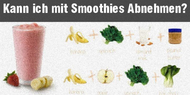 Smoothies zum Abnehmen des Bauch-Rapidographen
